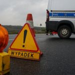 Na A4 w kierunku Katowic zderzyły się trzy pojazdy. Są utrudnienia!