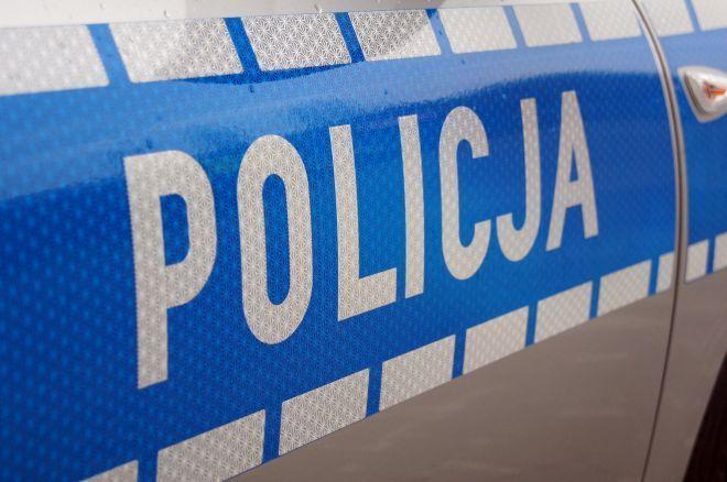 Policja i straż graniczna otoczyły centrum handlowe