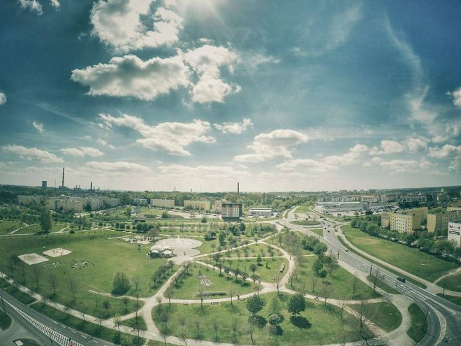 Zdjęcie z artykułu: Park Górczyński w Gorzowie