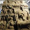 To jedyna taka szopka w Polsce. W Oliwie praca już wre: tony piasku i rzeźbiarze na miejscu. Jak będzie wyglądała szopka z piasku?