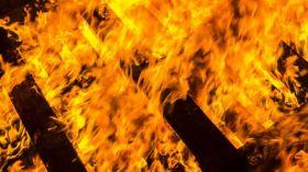 Podlaskie: Pożar w Sztabinie. Akcja gaśnicza trwała ponad trzy godziny
