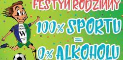 W Białymstoku odbędzie się sportowy festyn rodzinny z Włókniarzem Białystok. Musicie tam być!