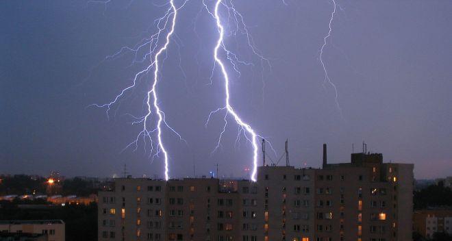 Zdjęcie z artykułu: PODKARPACIE: Był upał, mogą być gwałtowne burze. Zachowajcie ostrożność! [AUDIO]