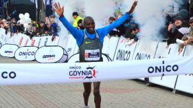 ONICO Gdynia Półmaraton 2017 z rekordową frekwencją. Zwyciężył Kenijczyk, mieszkaniec Władysławowa w pierwszej piątce