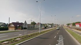 Uwaga! Ulica Podkarpacka w Rzeszowie jest całkowicie zablokowana