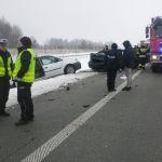 Śmiertelny wypadek pod Skierniewicami, zginął poseł Rafał Wójcikowski