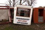 Cmentarzysko food trucków w Warszawie