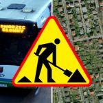 Utrudnienia na Reduty Ordona. Objazdy i zmienione trasy autobusów
