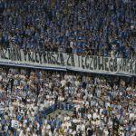 Obraźliwe okrzyki pod adresem prezydenta Poznania na meczu Lecha
