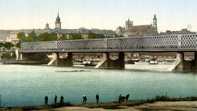 Piękna Warszawa na starych pocztówkach. Tego miasta już nie ma [GALERIA]