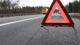 Wypadek tirów na autostradzie. Na A2 utrudnienia w stronę Warszawy