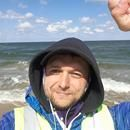 Mysłowiczanin doszedł nad morze. W 13 dni 515 kilometrów dla syna
