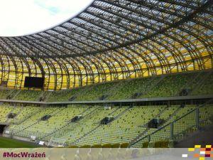 Na gdańskim Stadionie Energa wezmą się za kibiców z brzuszkiem.