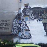 Na Azorach powstały murale upamiętniające Żołnierzy Wyklętych [WIDEO, ZDJĘCIA]