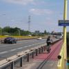 Lechicka: Remont mostu Lecha! Drogowcy zamknęli jeden pas ruchu! Spore utrudnienia!