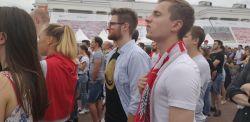Mundial 2018: Polska przegrała z Senegalem 2:1! Kibice w Poznaniu dopingowali do końca! [WIDEO, ZDJĘCIA]