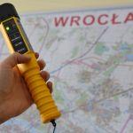 Wrocław: Policjanci dostali nowe dymomierze. Będą sprawdzać jakie spaliny produkuje Twój samochód [GALERIA]