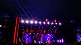 Europejski Stadion Kultury - było kolorowo, głośno i tłoczno