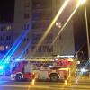 Białystok: Desperat grozi, że skoczy z 4. piętra bloku przy ul. Sienkiewicza!