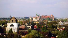 Widok na Kraków [ZDJĘCIE DNIA]