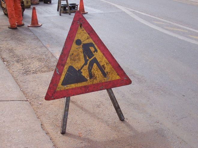 Zdjęcie z artykułu: Kierowcy muszą uzbroić się w cierpliwość. Termin robót związanych z Trasą Niepodległości uległ wydłużeniu