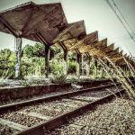 Smutny dworzec na szczecińskim Pogodnie [ZDJĘCIE]