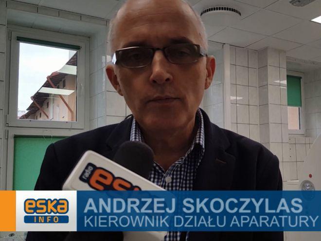Zdjęcie z artykułu: W szpitalu na Szopena w Rzeszowie zainstalowano nowy sprzęt za 10 milionów złotych [WIDEO]