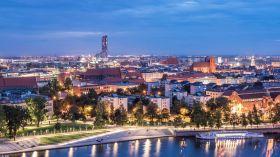 Bardzo klasyczny i bardzo piękny widok na Wrocław [ZDJĘCIE]