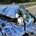 Wypadek na A4 w Katowicach: Zginęli młodzi ludzie [ZDJĘCIA+NOWE FAKTY]