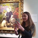 Muzealne selfie... szczecinianie to lubią! [WIDEO]