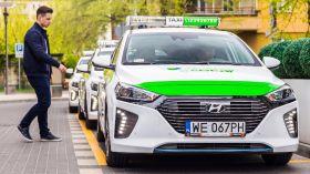 Hybrydowe taksówki: w Warszawie, Wrocławiu, Trójmieście. Może czas na Białystok?