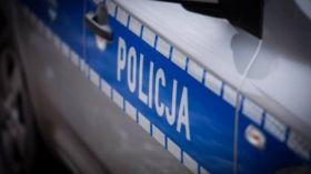 Wrocław: Na samochód spadł... telewizor