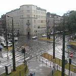 Nawałnica przeszła nad Krakowem: Zalane ulice, powalone drzewa, utrudnienia w komunikacji [AKTUALIZACJA]