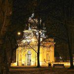 Białystok nocą. Zobacz jak wygląda nasze piękne miasto po zmierzchu [GALERIA]