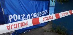 Brutalne zabójstwo  na Żeligowskiego w Łodzi. Mężczyźnie poderżnięto gardło [NOWE FAKTY]