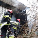 Wólka Bielecka: Pożar w Grodzie Słowiańskim. Spłonęła jedna z atrakcji turystycznych