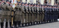 Rosomaki, ścieżka saperska i grochówka, czyli Święto Wojska Polskiego w Gorzowie