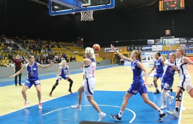 Zdjęcie z artykułu: Nowa koszykarka w Gorzowie