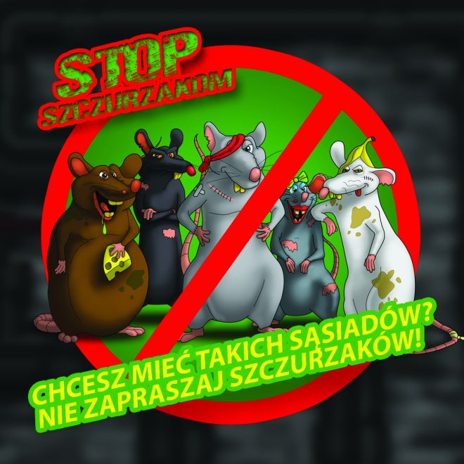 """Zdjęcie z artykułu: Kanalizacja, to nie... restauracja! """"Gang Szczurzaków"""" pokazuje jak sami przyczyniamy się do rozmnażania szczurów w mieście [WIDEO]"""
