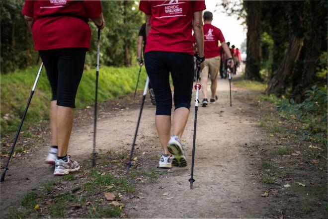 Zdjęcie z artykułu: Przyjdź na bezpłatne zajęcia nordic walking. Treningi w pięciu dzielnicach Warszawy [AUDIO]