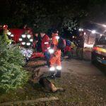 Strażacy odnaleźli zaginionego 21-latka. Zobacz zdjęcia z akcji [GALERIA]