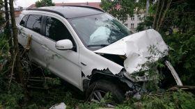 Ukradł auto i spowodował wypadek w Torzymiu! 19-latek będzie tłumaczył się przed sądem