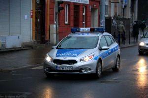 W Gdyni zatrzymano mężczyznę poszukiwanego trzema listami gończymi