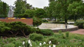 Trwa remont białostockiej fontanny. Inwestycja pochłonie 15 tysięcy złotych [ZDJĘCIA]