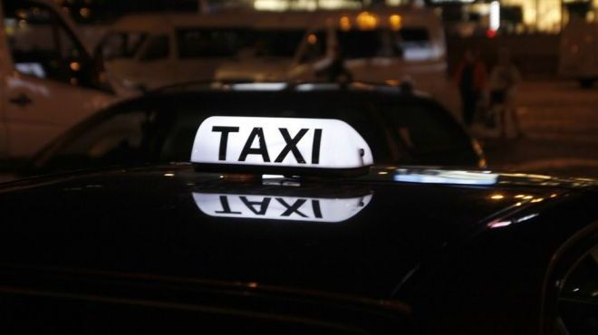 Napad na taksówkarza w centrum Poznania