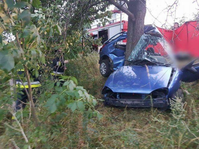 Zdjęcie z artykułu: Tragedia na drodze. Zginął 21-latek