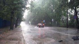 IMGW wydał ostrzeżenie dla Małopolski! Czekają nas burze i intensywne opady deszczu