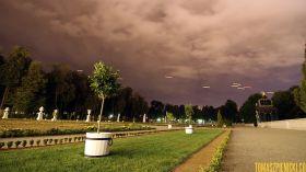 Pałacowe ogrody w Białymstoku [ZDJĘCIE DNIA]