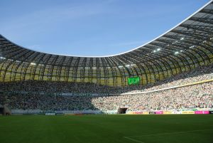 Rekordowa sprzedaż biletów na mecze Lechii!