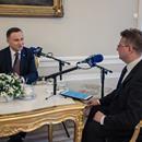 Prezydent Andrzej Duda: Radio Kraków nazywam moją lokalną rozgłośnią - Rozmowy